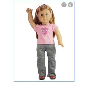 American girl true style outfit